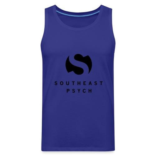 Southeast Psych Tall Mug Logo and Name - Men's Premium Tank