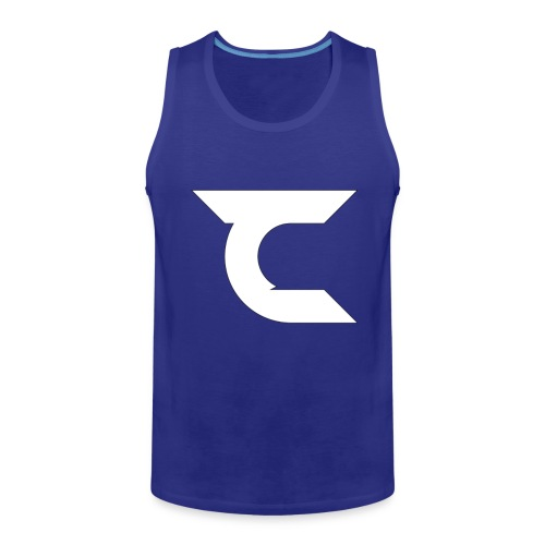 Chico Logo - Men's Premium Tank