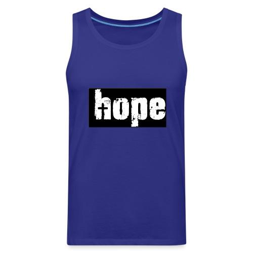 1-Hope - Men's Premium Tank