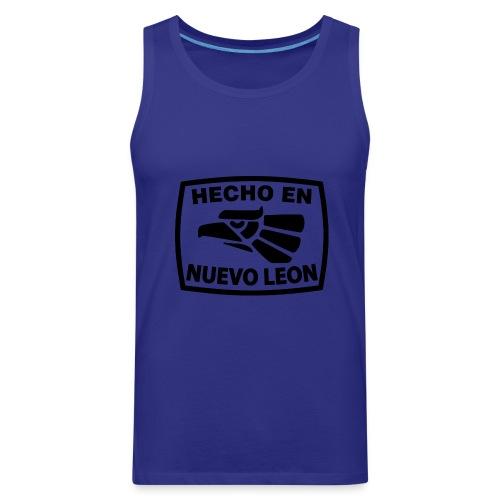 HECHO EN NUEVO LEON - Men's Premium Tank
