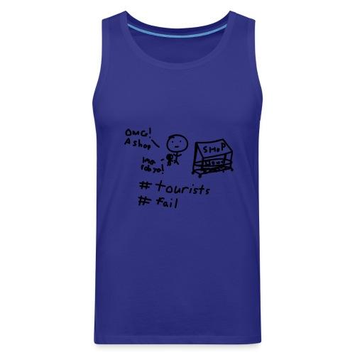 #FAIL Tshirt - Men's Premium Tank