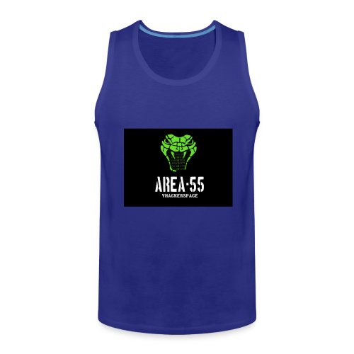 final_Area55_vertical1 - Men's Premium Tank