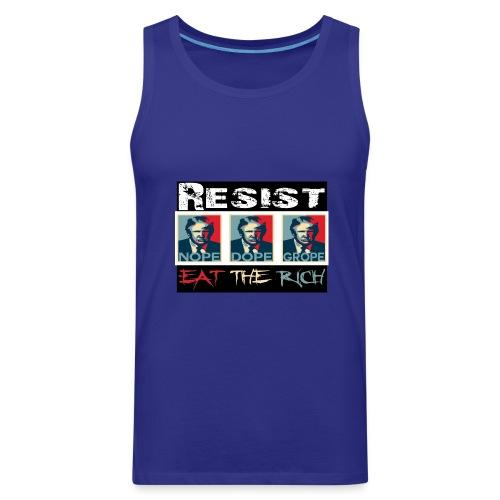 The Resistance - Men's Premium Tank