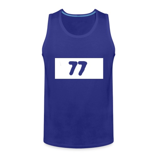 77 aftershock sweater for kids - Men's Premium Tank