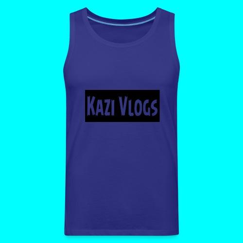 Kazi Vlogs - Men's Premium Tank