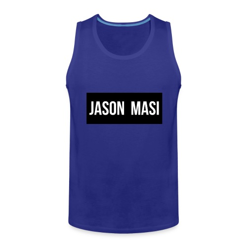 jason-masi-name - Men's Premium Tank
