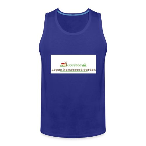 Homesteadlogo - Men's Premium Tank