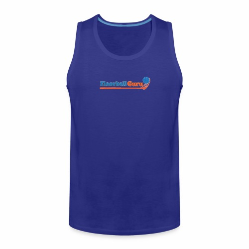 Floorball Guru - Men's Premium Tank