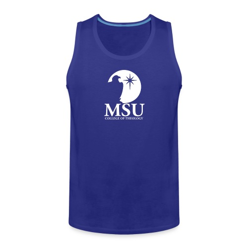 MorningStar College Theology - Men's Premium Tank
