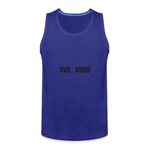 SvG_ElmO Design - Men's Premium Tank