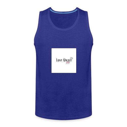 Love Always, Bibi - Men's Premium Tank