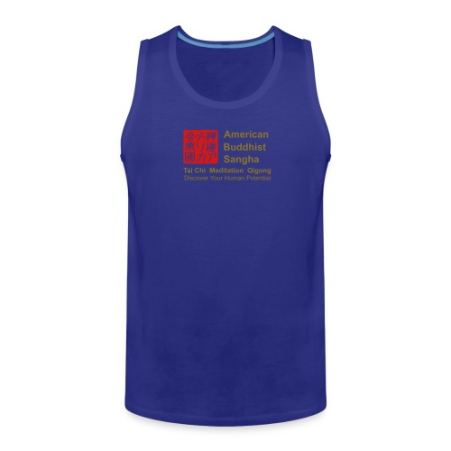 American Buddhist Sangha / Zen Do USA - Men's Premium Tank