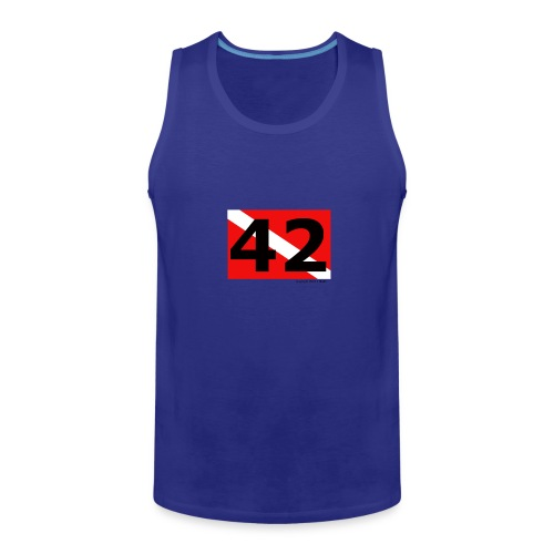 Ultimate ? of Life, the Universe, and Everything! - Men's Premium Tank