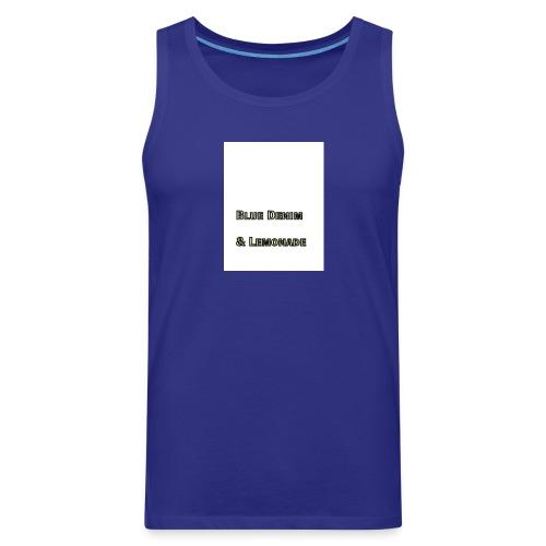 Blue Denim and Lemonade Brand - Men's Premium Tank