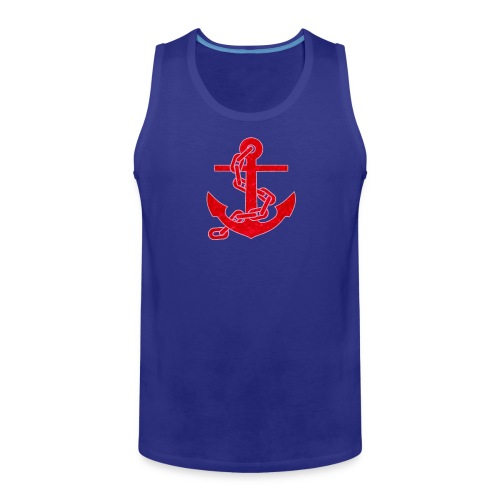 Anchor - Men's Premium Tank