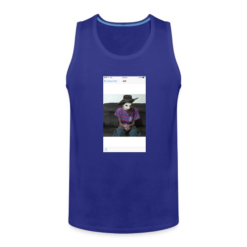 Clothes For Akif Abdoulakime - Men's Premium Tank