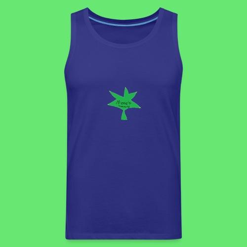 ESCLUSIVE!! 420 weed is coolio for kidlios SHIrT!1 - Men's Premium Tank