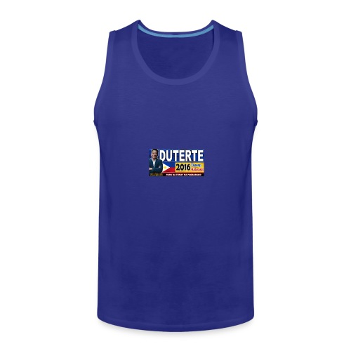 Duterte Icon - Men's Premium Tank