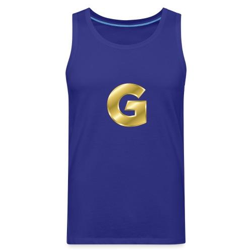 Golden G - Men's Premium Tank