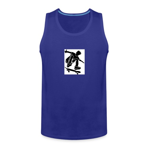 Churchies - Men's Premium Tank