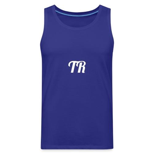 TempRex Logo - Men's Premium Tank