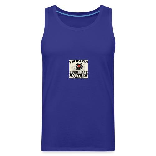 Matthew T-shirts - Men's Premium Tank
