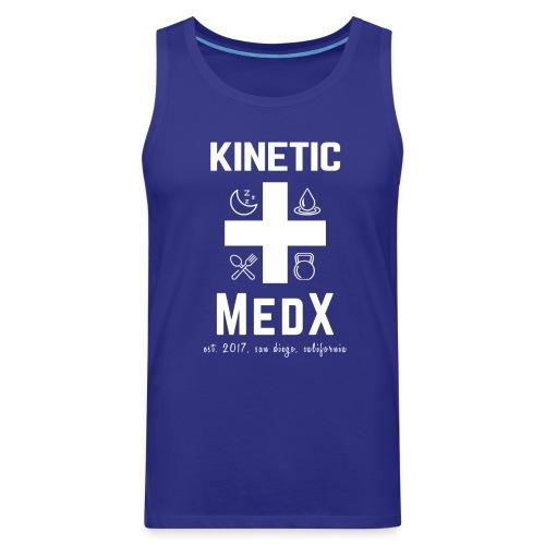 Kinetic MedX - Men's Premium Tank