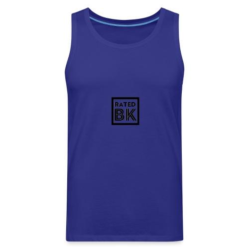 Rated BK - Men's Premium Tank