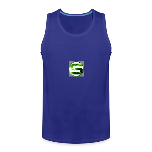 Spreadshirt_tryck_1_v2 - Men's Premium Tank