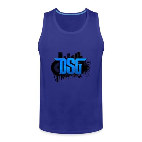 DSG Graffiti - Men's Premium Tank