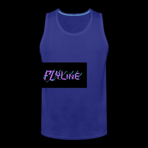 Flyline fun style - Men's Premium Tank