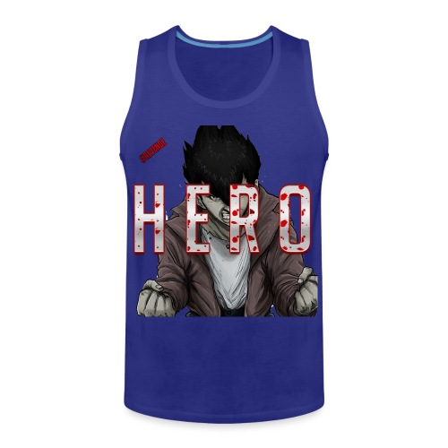 Out For Blood - Men's Premium Tank