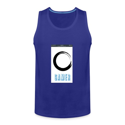 Caedens merch store - Men's Premium Tank