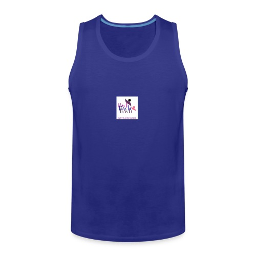 Black Women in Business - Men's Premium Tank