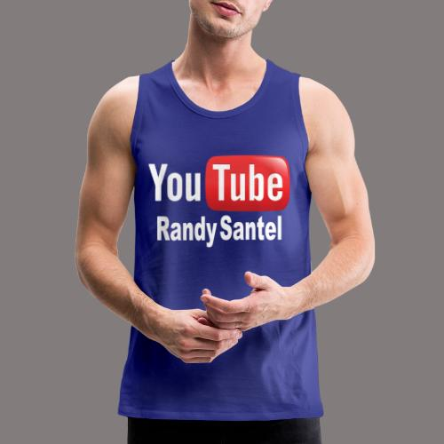 Randy Shirt PNG - Men's Premium Tank