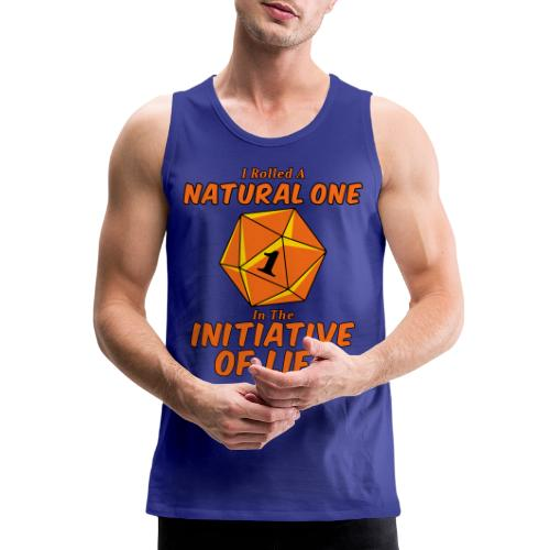 Natural One - Men's Premium Tank
