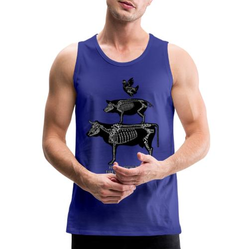 Real Doctors ... Large - Men's Premium Tank