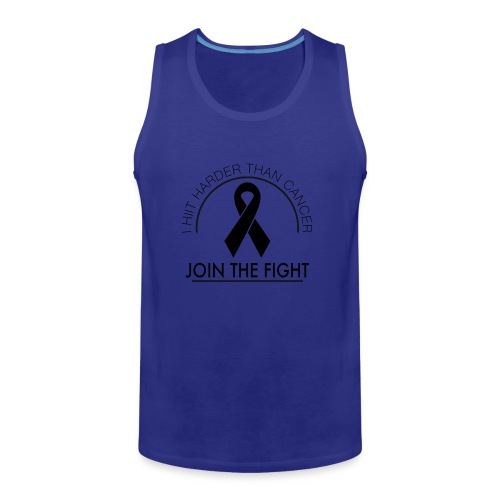 Breast Cancer Design 2 - Men's Premium Tank