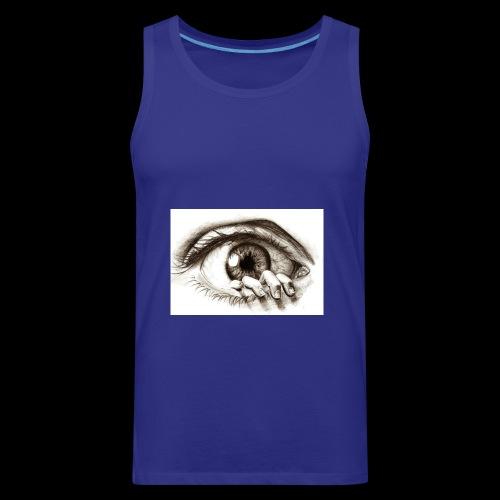 eye breaker - Men's Premium Tank