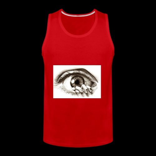 eye breaker - Men's Premium Tank
