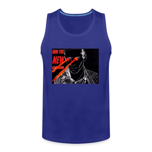 Join the New Generation - Men's Premium Tank