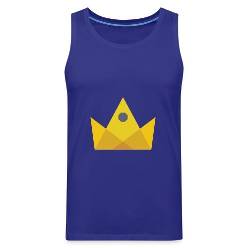 I am the KING - Men's Premium Tank