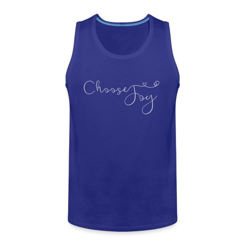 Choose Joy - Men's Premium Tank