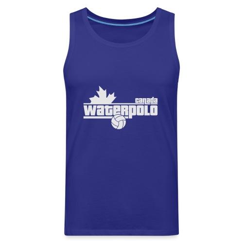 Waterpolo Canada t-shirt - Men's Premium Tank