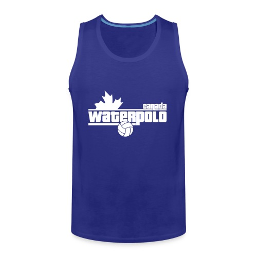 Waterpolo Canada t-shirt - Men's Premium Tank