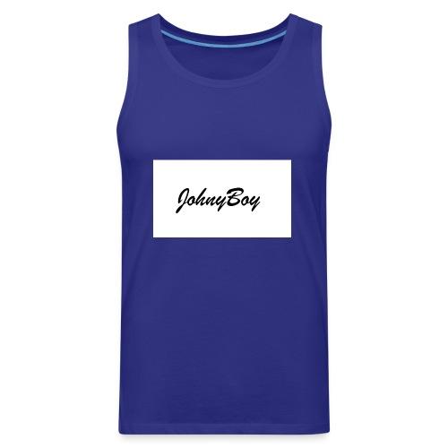 JohnyBoy - Men's Premium Tank