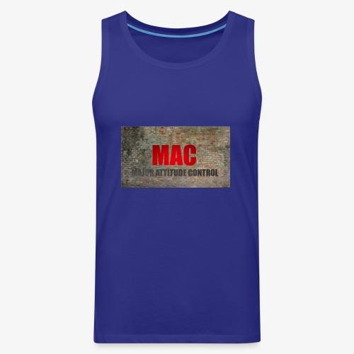 MAC LOGO - Men's Premium Tank