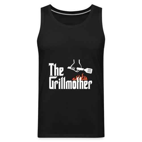 The Grillmother - Men's Premium Tank