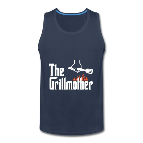The Grillmother - Men's Premium Tank