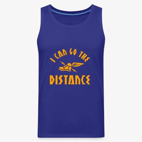I Can Go The Distance - Men's Premium Tank